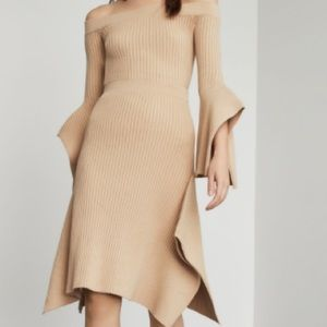 BCBG ribbed skirt